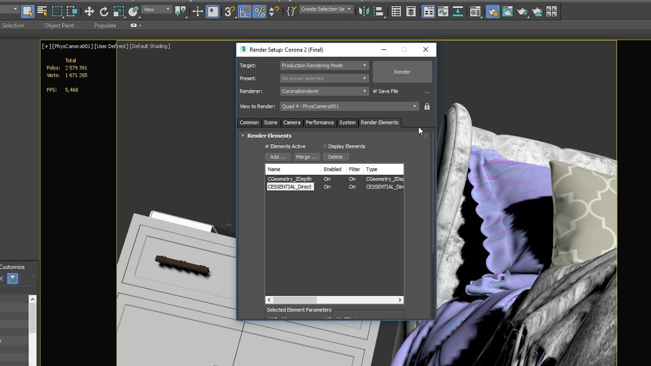 One click render 3Ds Max | Render farm | AnimaRender