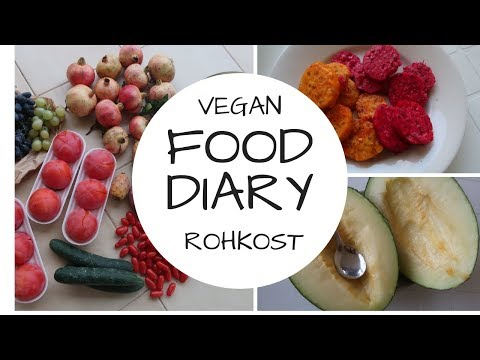 6 Tage FOOD DIARY auf Sardinien - schleimfreie Heilkost