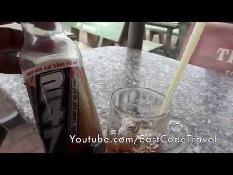 Vietnamese coffee flavoured energy drink