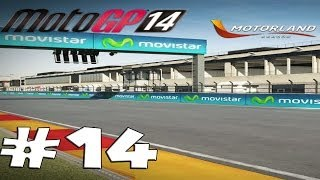 MotoGP 14 - Career Mode Walkthrough Part 14 - Aragon GP  Gameplay [ HD ]