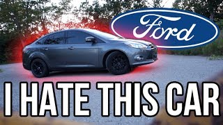 5 Things I HATE about my FORD FOCUS