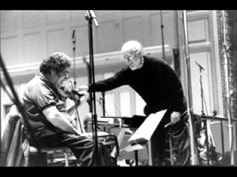 Itzhak Perlman - Sibelius Violin Concerto