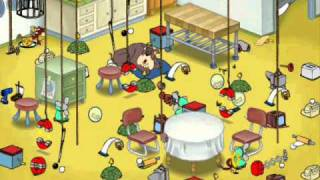 Tom and Jerry Tom's Trap O'Matic - Kitchen