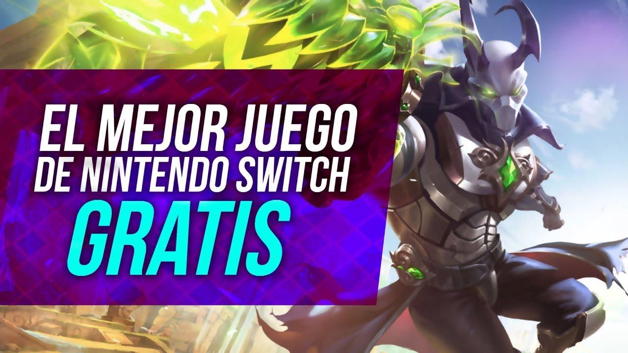 El Mejor Juego Gratis Para Nintendo Switch Youtube