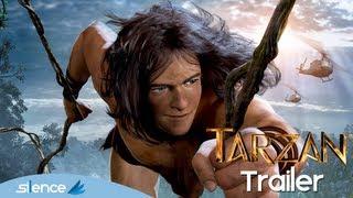Tarzan (2013) - Trailer Español