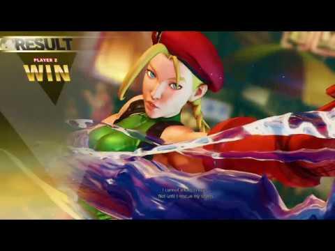 Street Fighter V Arcade Edition Porn