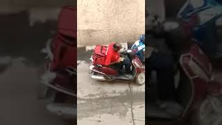Real story of Zomato food delivered boy.