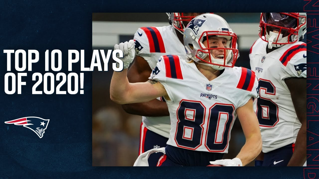 Top 10 Patriots Plays of 2020!