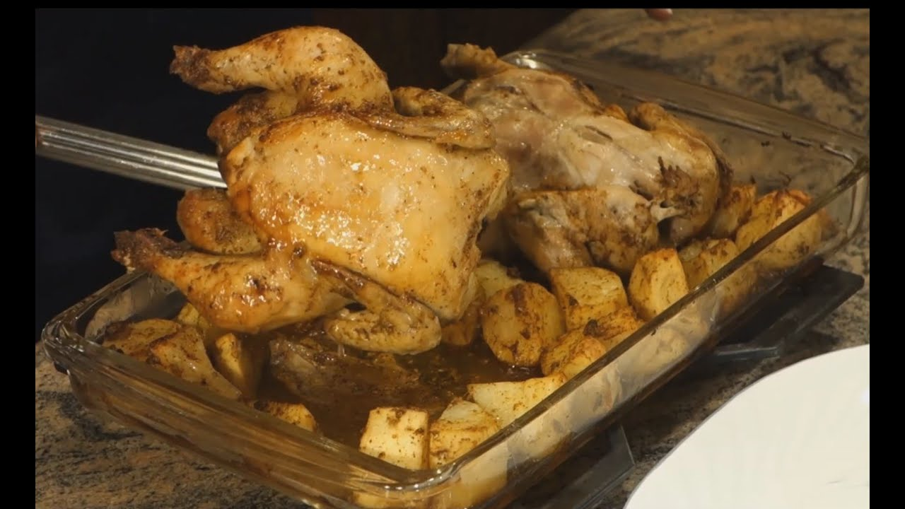 Game to cook - How To Cook Cornish Game Hen Oven Roasted Chicken Cornish Hen Recipe Youtube