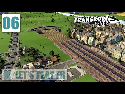 [FR] Transport Fever Partie libre | 1878 | Connexions Le Havre et Le Puy-en-Velay