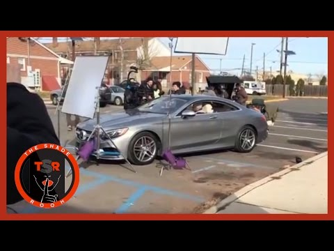 Jaheim Gets Ran Out Of His Hometown While Shooting A Video In New Brunswick, NJ!!