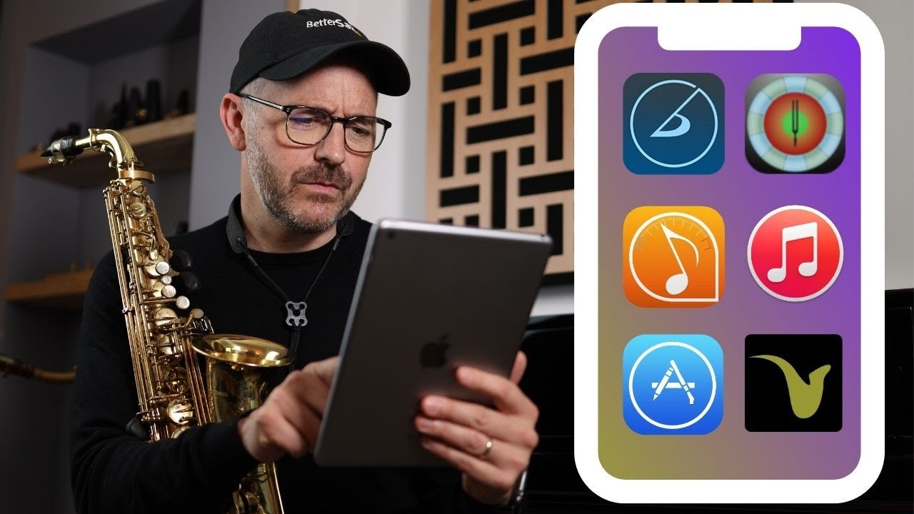 5 Great Apps for Practicing Saxophone – Better Sax