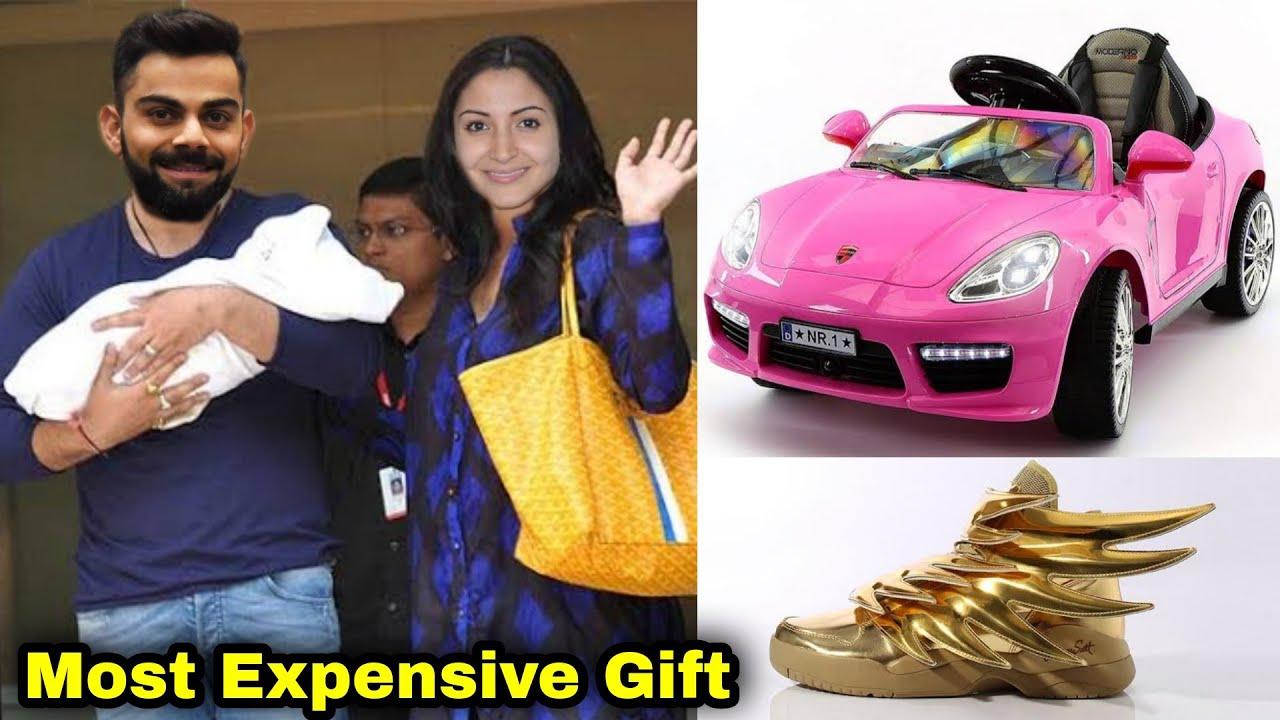 Virat Kohli Most Expensive Gift for Baby Girl Anvi with Anushka Sharma