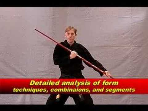Bo Staff Element Forms DVD's - YouTube