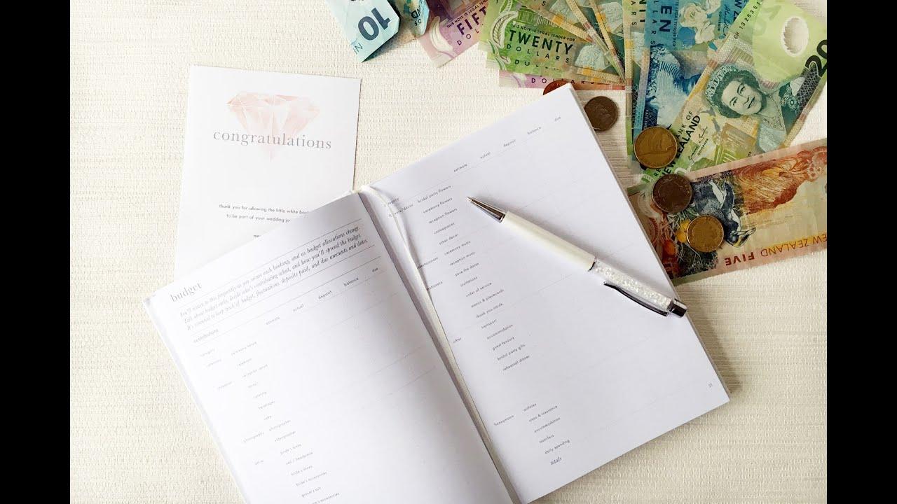 my wedding budget revealed sample wedding budget template