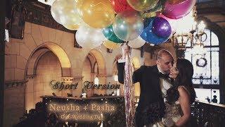 Neusha + Pasha's Wedding video at  Biltmore Millennium SHORT VERSION
