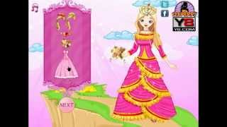 Princess In Pink Dress Up Game - Y8.com Online Games by malditha