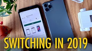 Gambar cover The Truth About Switching From Android to iPhone in 2019