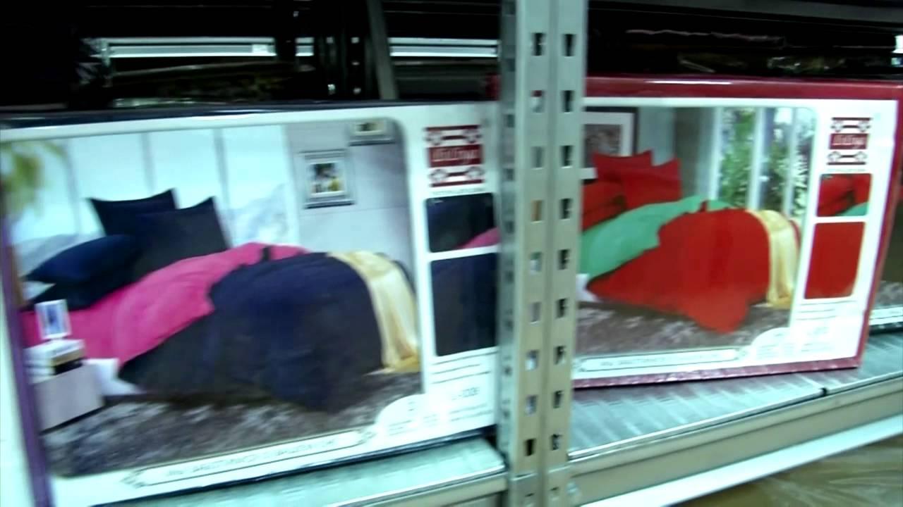 Лилия'' Домашний текстиль оптом и в розницу в Новосибирске - YouTube