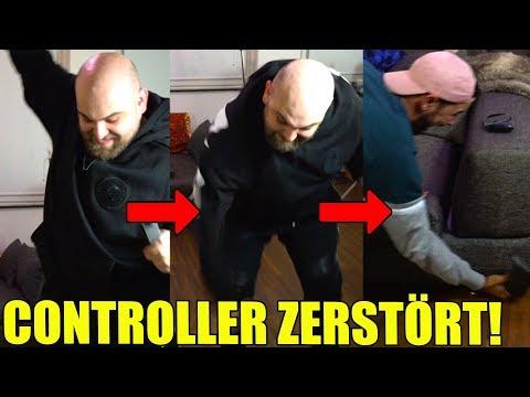 Cengiz RASTET AUS bei Mario Kart! Controller kaputt!