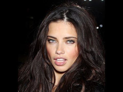Adriana Lima Extraordinary Beauty