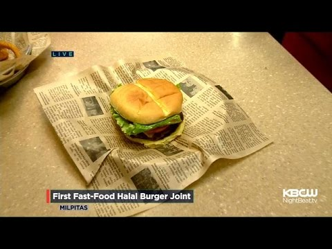 Halal Burger Joint Opens Up Shop In Milpitas