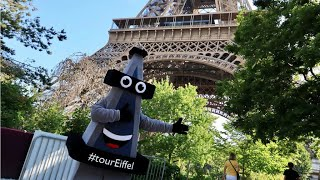 Eiffel Tower Reopens To Visitors With Strict Coronavirus Restrictions