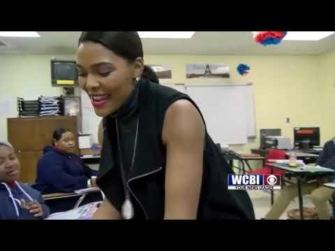 Educator of the Week 3/21/18 - Noxubee County High School