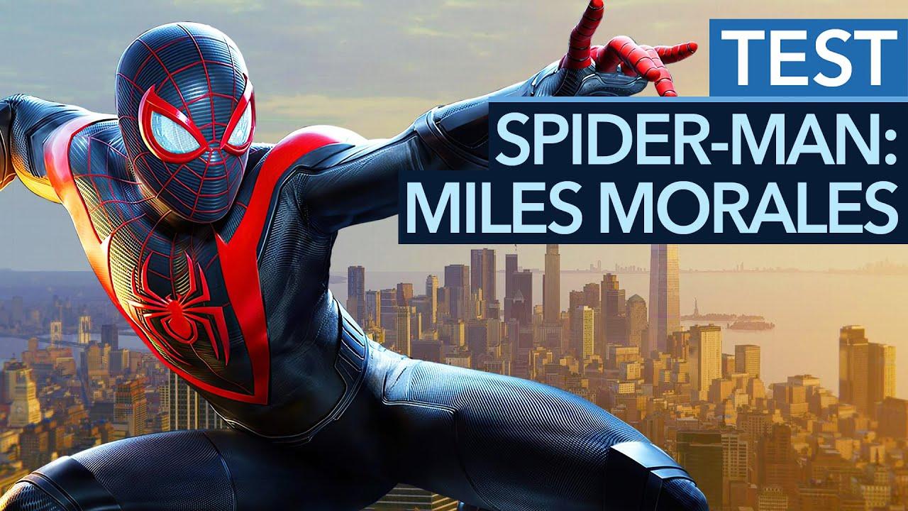 Ein Muss zum PS5-Launch - Marvel's Spider-Man: Miles Morales // Test, Review