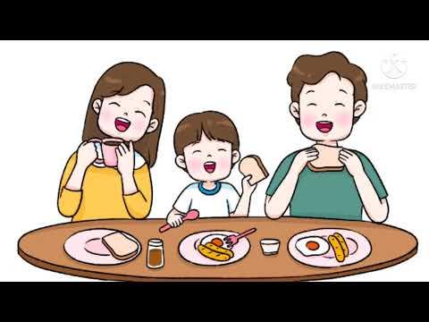 ประโยชน์ของอาหารหลัก5หมู่ (วิทย์ ป.3 บทที่ 1 ตัวเรา)