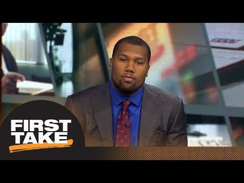 NFL prospect Bradley Chubb shares reaction to Von Miller praise ahead of draft | First Take | ESPN
