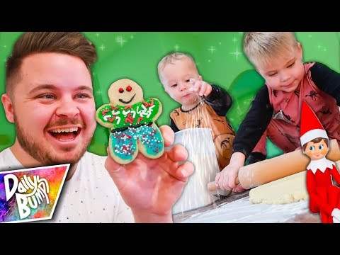 Ugly Christmas Sweater Cookies DIY! 🍪