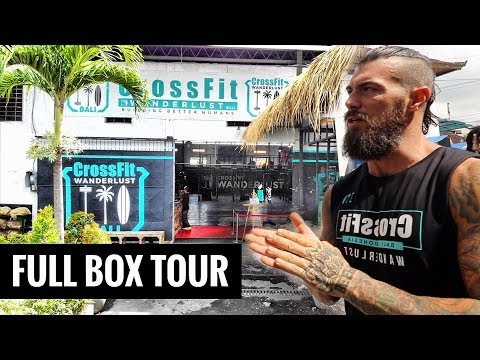 CROSSFIT WANDERLUST: The best Gym in the world?!