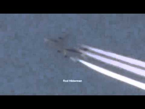 Cloaking Technology - Holographic Planes and Chemtrails - Unknown aircraft hidden .mp4