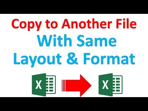 How to make great excel sheet copy paste