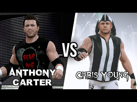 TWF Xbox One League - Anthony Carter v Chris Young