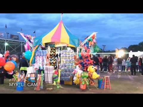 Horry county Fair, Myrtle beach sc  2019