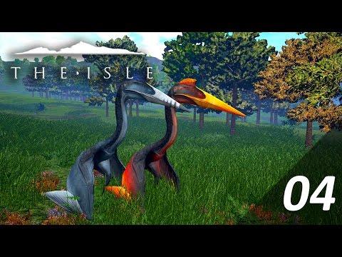 The Isle EP4 - ARK? Na Pele Do Quetzal, Planando com Estilo (Quetzalcoatlus)