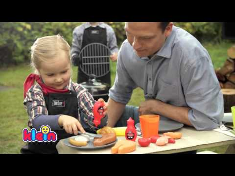 Weber Kidsgrill from Theo Klein