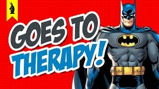 Batman Goes To Therapy – Pop Psych!