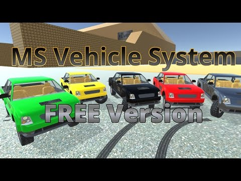 MS Vehicle System (FREE Version)