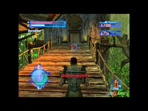 Brute Force - Gameplay Xbox HD 720P
