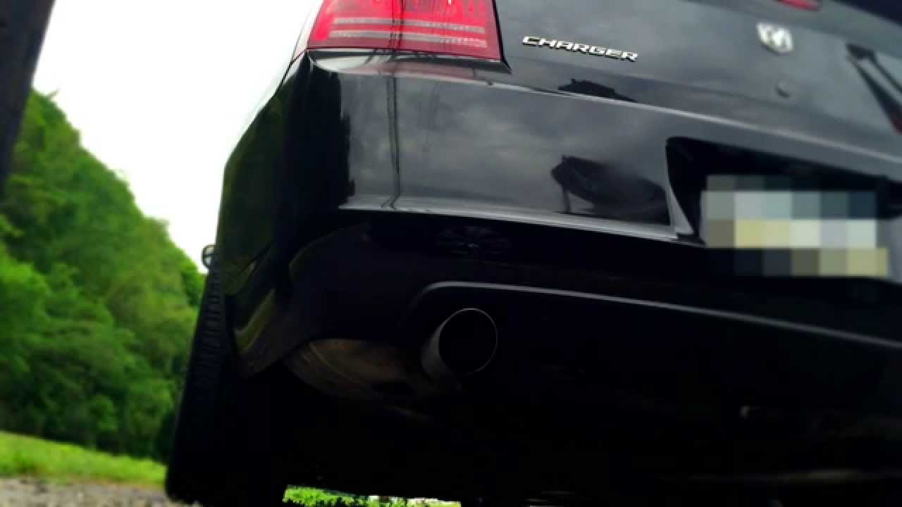 Dodge Charger SRT8 - 0 to 60 MPH