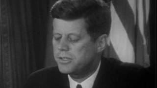 KENNEDY ADDRESS, CUBA