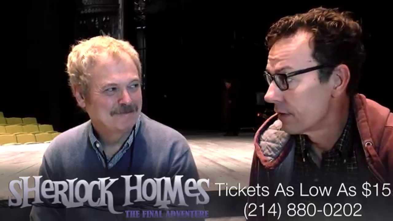 SHERLOCK HOLMES | Dallas Theater Center