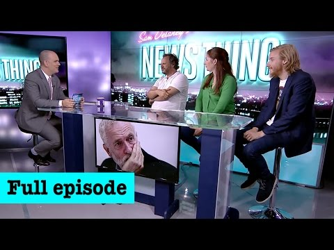 Jeremy Liar (Full Episode: 27th Aug 2016) - News Thing