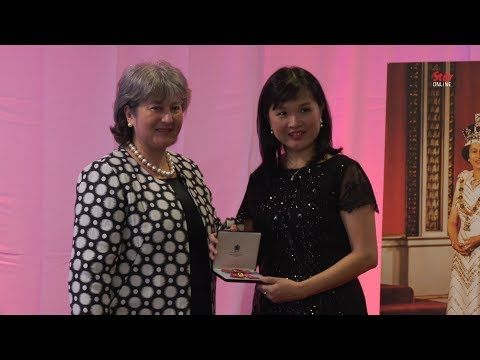 Malaysian scientist awarded with Order of the British Empire