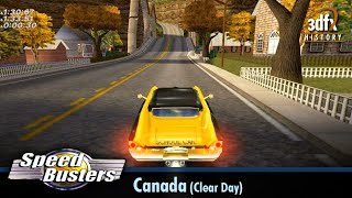 3dfx Voodoo 5 6000 AGP - Speed Busters: American Highways - Canada (Clear Day) [Gameplay]