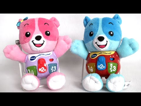 Cuddle & Sing Cody and Cora from VTech