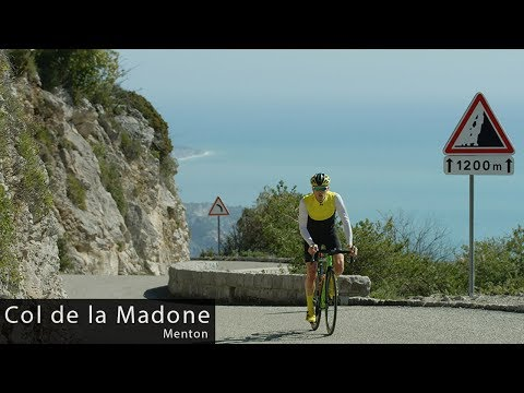 Col de la Madone (Menton) - Cycling Inspiration & Education